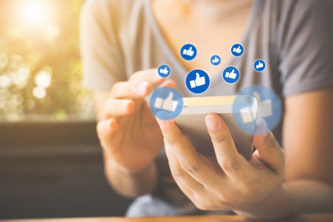 Officials have warned that individuals or establishments caught violating the media law will be slapped with fines of up to Dh5,000 or have their websites or social media accounts shut down. (Shutterstock)