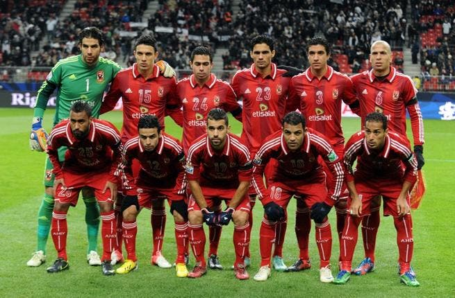 Egypt football team in stadium crisis due to political turmoil
