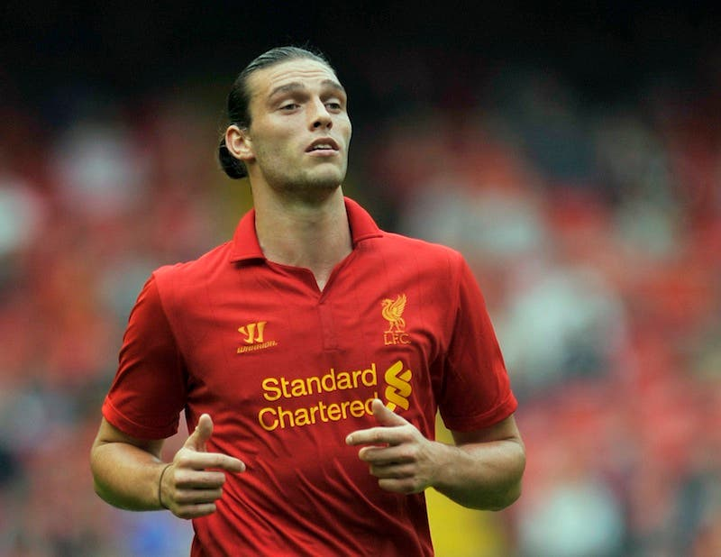 Carroll slams Liverpool boss Rodgers for not giving 'fair crack of whip' at Anfield