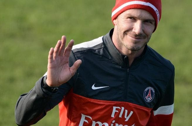 Becks' coveted global ambassador role for Man U hopes lie squarely in Fergie's lap