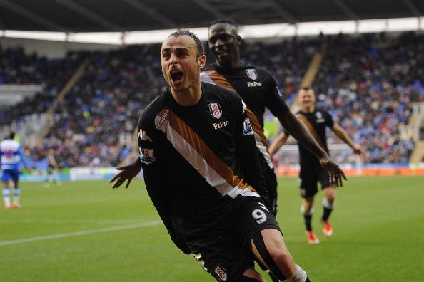 Berbatov says 'I want to play until I am 40'