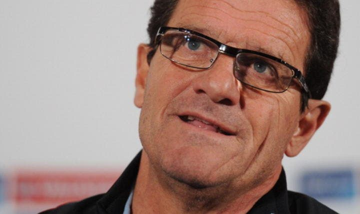 Capello denies approach from Chelsea