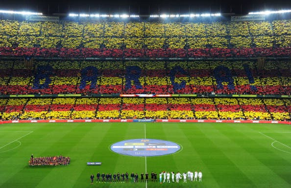 Barca considering leaving Nou Camp for 'new ' 105,000-seat stadium