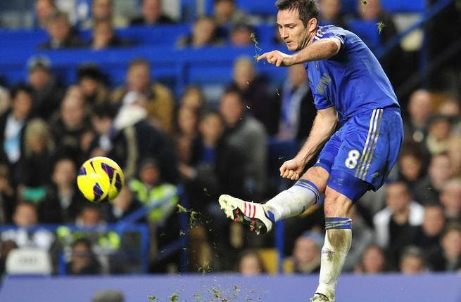 LA Galaxy set to offer 4million pounds in wages to Lampard for becoming 'new Beckham'