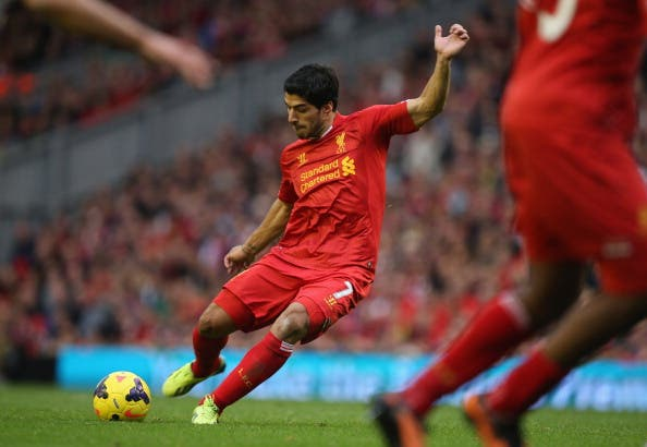 Arsenal vs Liverpool: Reds projected lineup include Suarez and Cissokho