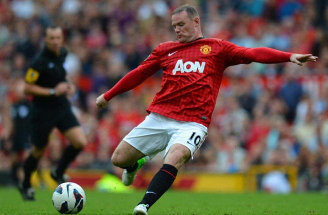 Ferguson feels Wayne Rooney's injury is blessing in disguise