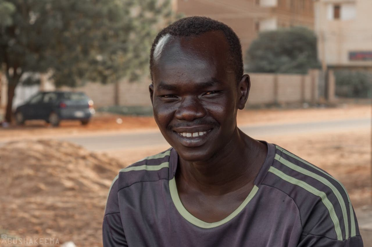 Sudan men