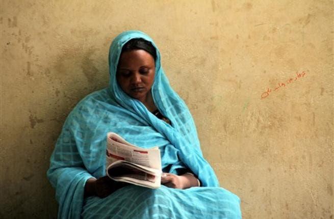 مسلمة صدر عليها حكم بالإعدام لتحولها إلى المسيحية