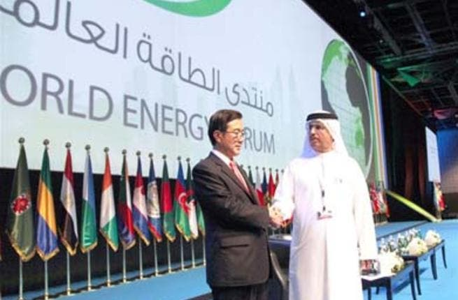 UAE's Green Growth Strategy was launched in January 2012, before the UN PAGE partnership's formation earlier this year (Courtesy of UAE Interact)