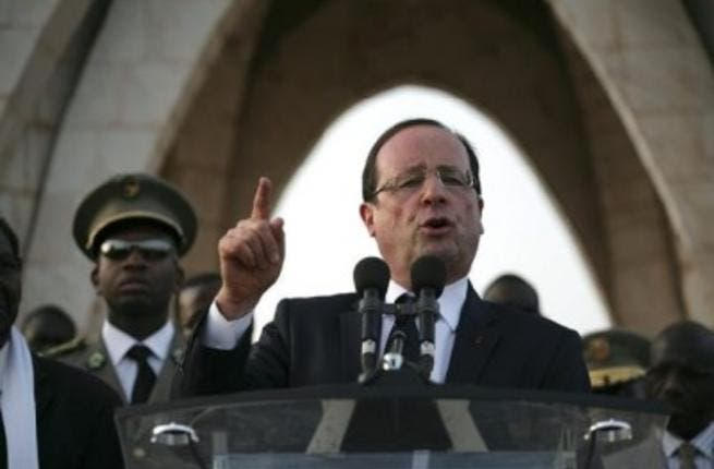 French President Hollande announces Thursday he is ready to arm Syrian rebels (Courtesy of Global Research News)