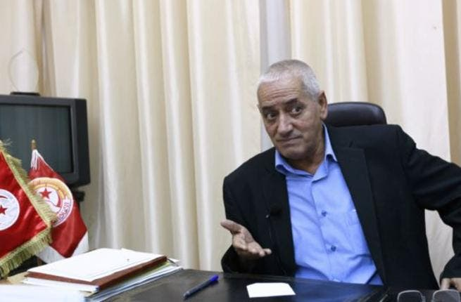 UGTT reported Wednesday that its top leaders, such as UGTT head Hussein Abassi, have received