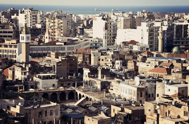 Downtown Tripoli (Shutterstock/Henryk Sadura)