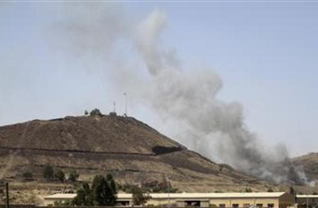Early Friday morning attacks on a military camp base in Shawba are suspected as AQAP actions (Courtesy of Hurriyet Daily News)