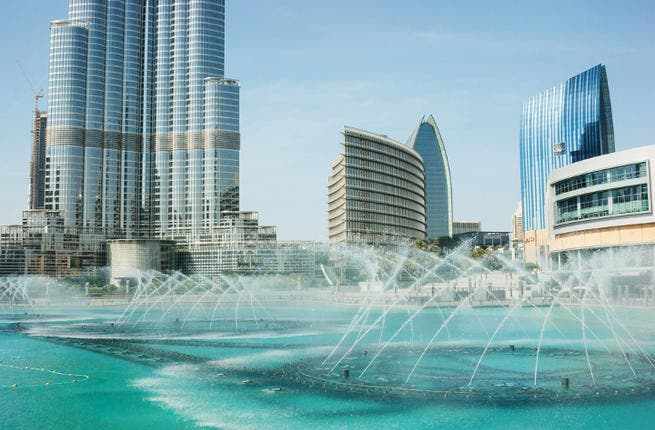 The UAE is among the top five countries in the world for new hotel openings over the past five years. (Image credit: Shutterstock)