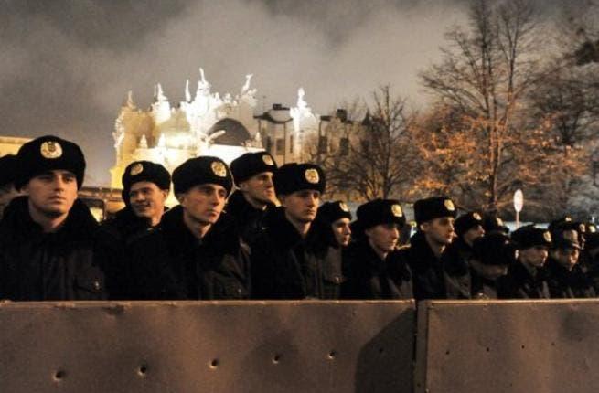 Ukraine police