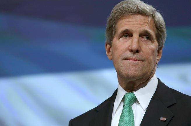 US Secretary of State John Kerry (AFP)