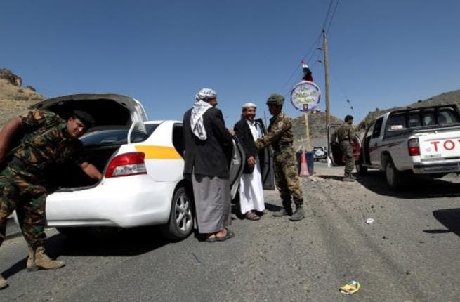 Border checkpoints in Yemen are frequently targeted by Al Qaeda militants in the country (File Archive/AFP)