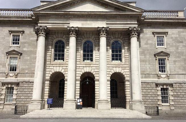 Trinity College Dublin, one of Ireland's most prestigious universities (Wikimedia Commons/Etiennekd)