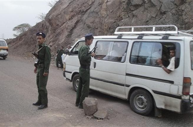Yemen security