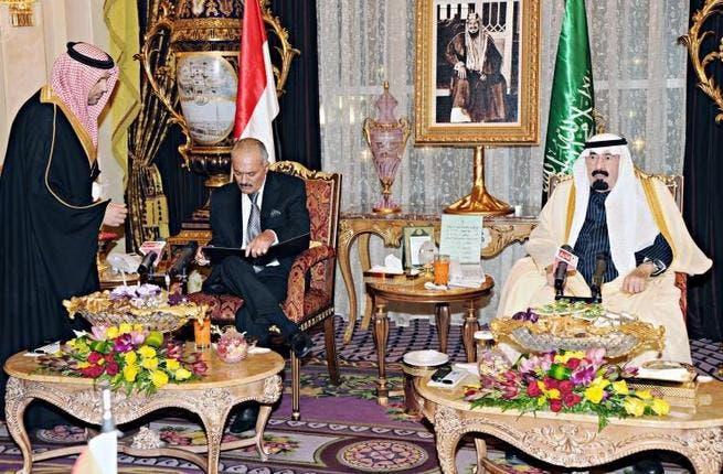 Yemen deal