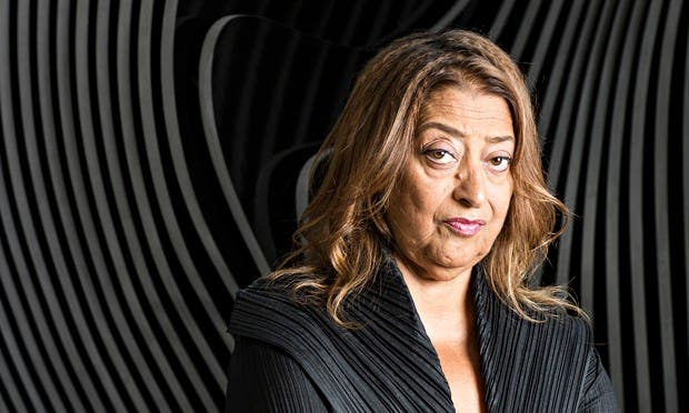 In Her Words Unforgettable Quotes By The Late Zaha Hadid Al Bawaba