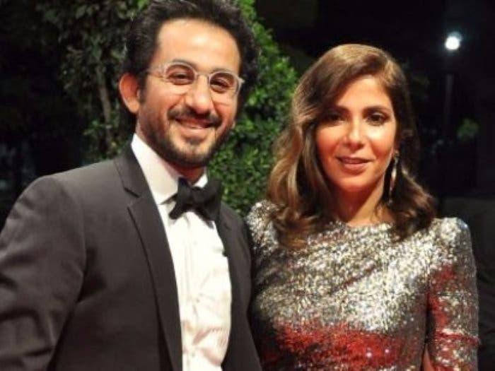 منى زكي تكشف أسرار أحمد حلمي لمجلة  فوغ !   البوابة