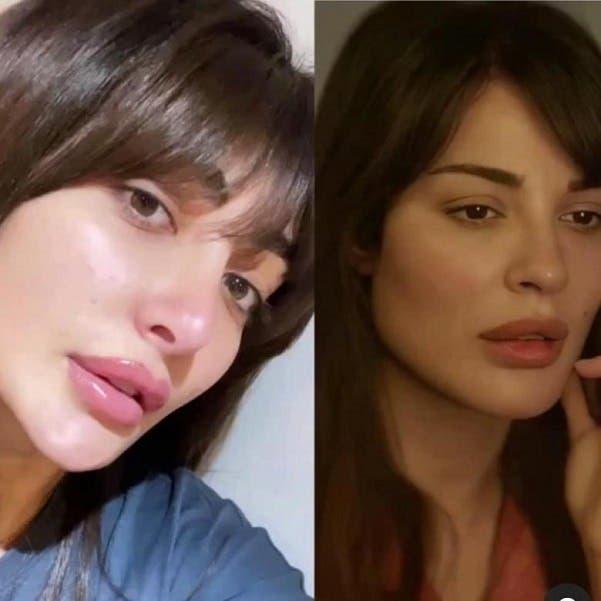 Nour Al-Ghandour Shockingly Resembles Nadine Njeim