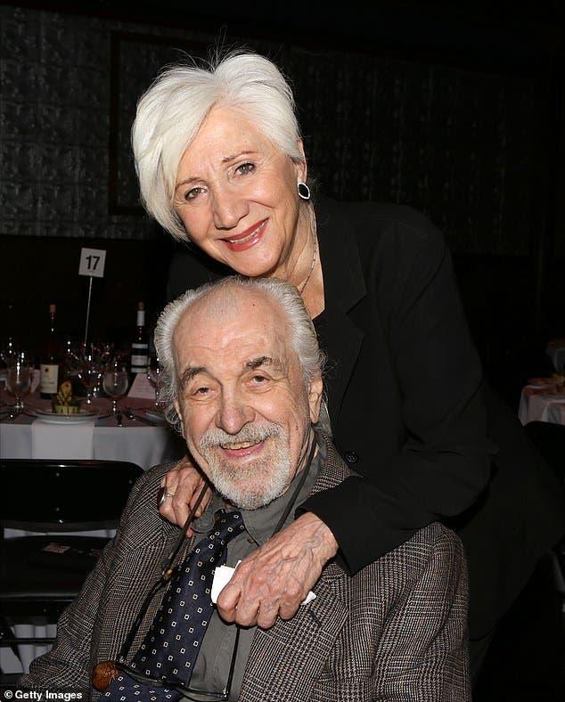 Oscar-Winning Actress Olympia Dukakis Dies Aged 89