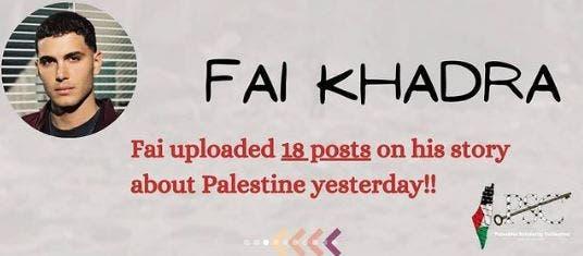Fai Khadra palestine sheikh jarrah