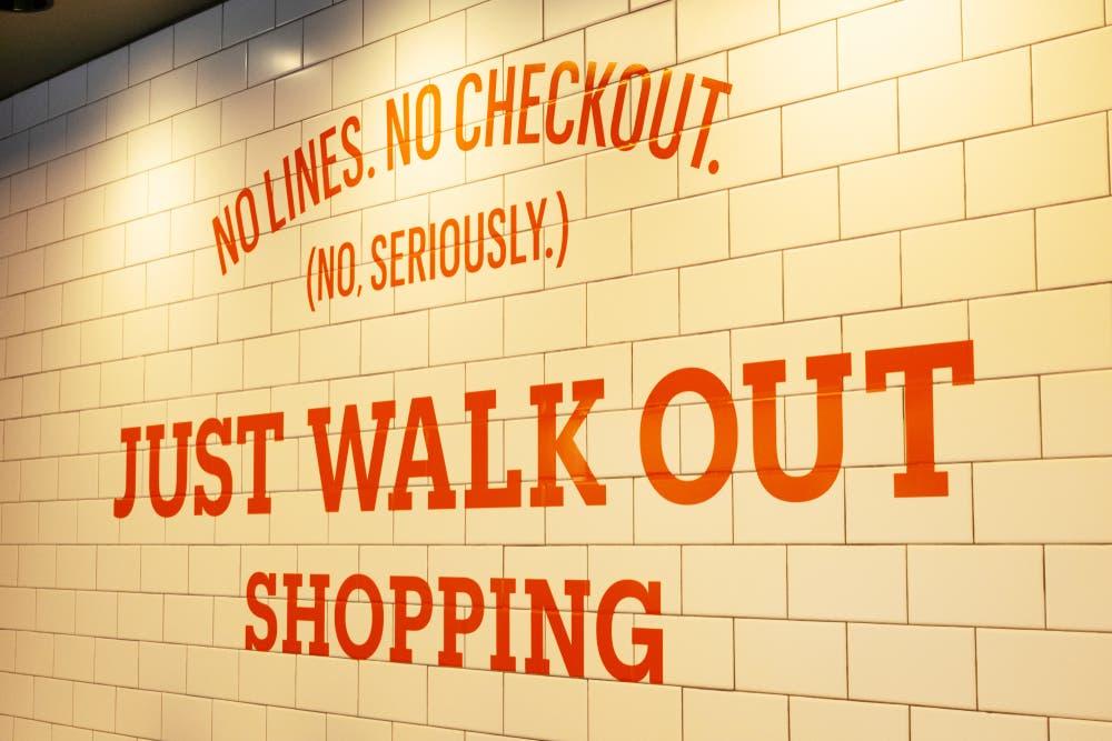 Carrefour cashierless
