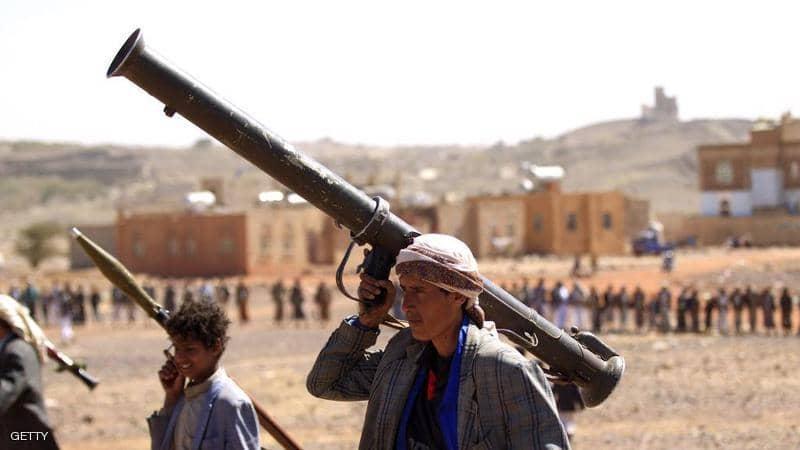 تدمير مسيّرة مفخخة اطلقها الحوثيون صوب السعودية