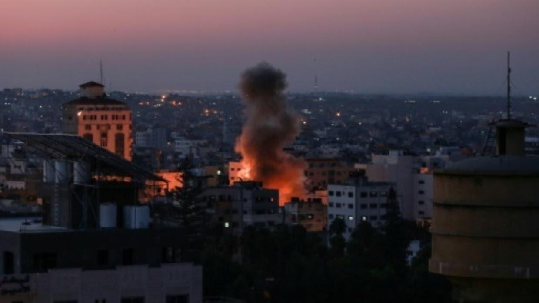 خمسة شهداء في غزة والمقاومة تمطر اسرائيل بالصواريخ