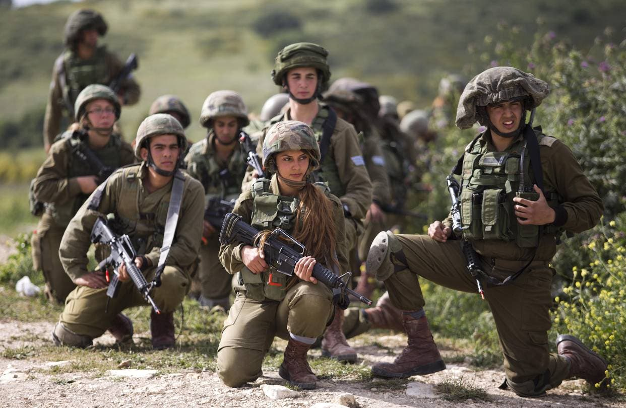 """الجيش الإسرائيلي يعزز انتشاره بانحاء الضفة قبيل اعلان """"صفقة القرن"""""""