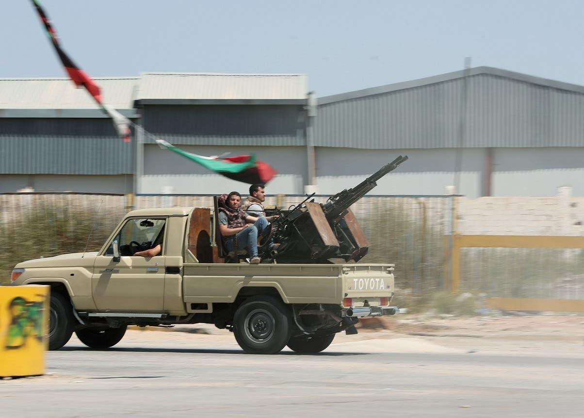 اشتداد القصف على العاصمة الليبية وإلامم المتحدة تندد