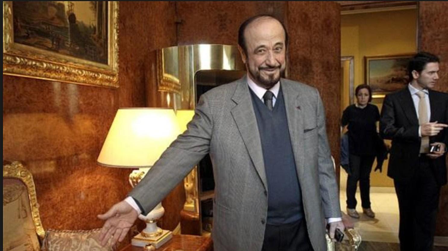 إسبانيا تتجه لمحاكمة عم الأسد بتهمة غسيل الأموال