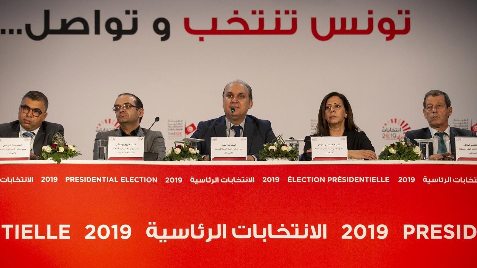 رسميا.. سعيّد والقروي الى الدور الثاني من انتخابات الرئاسة التونسية