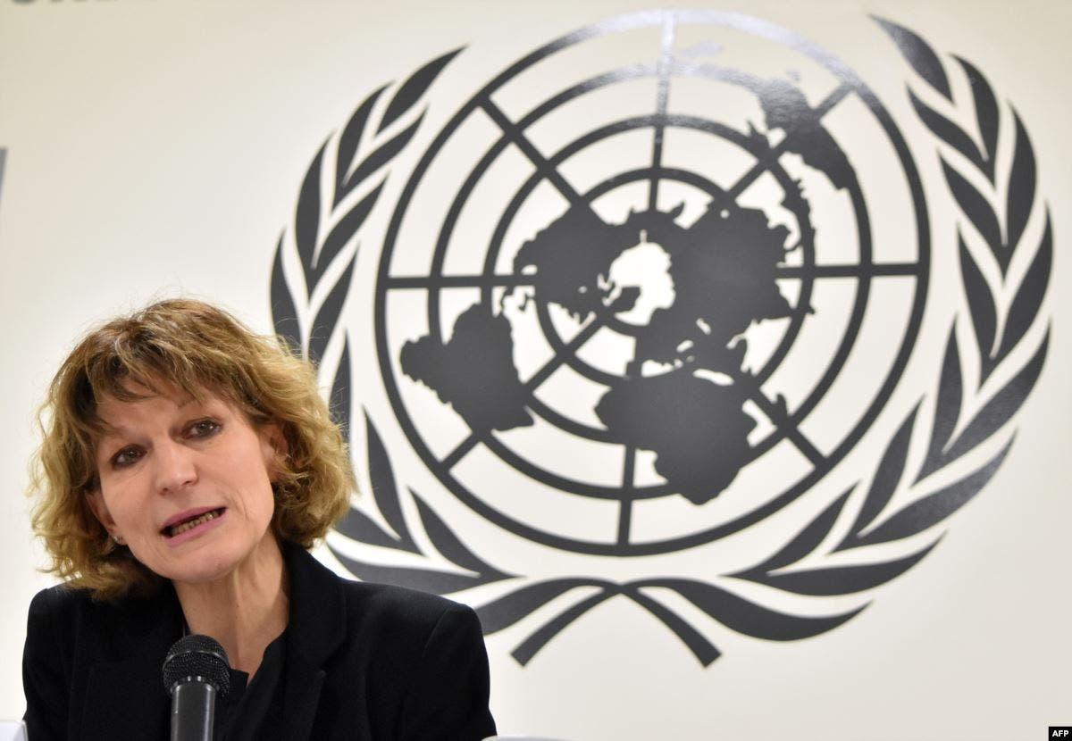 كالامارد تندد بعجز الامم المتحدة عن إحقاق العدالة بقضية خاشقجي