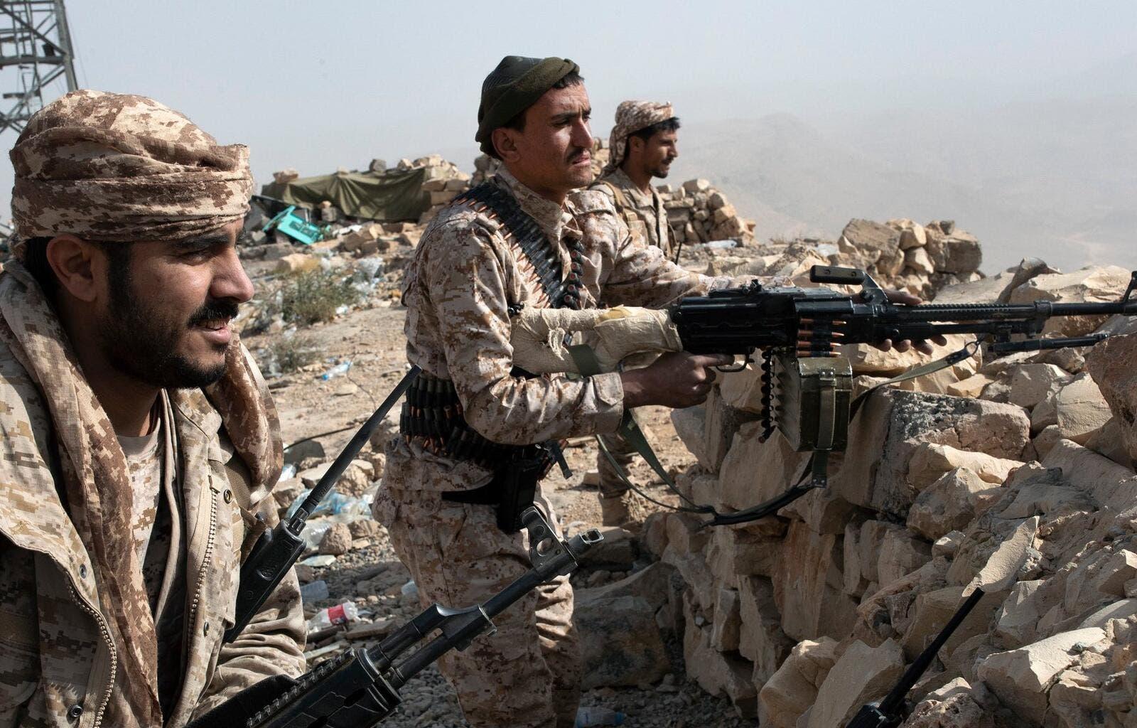 الحوثيون يردون على هدنة التحالف بقصف أربع مدن يمنية