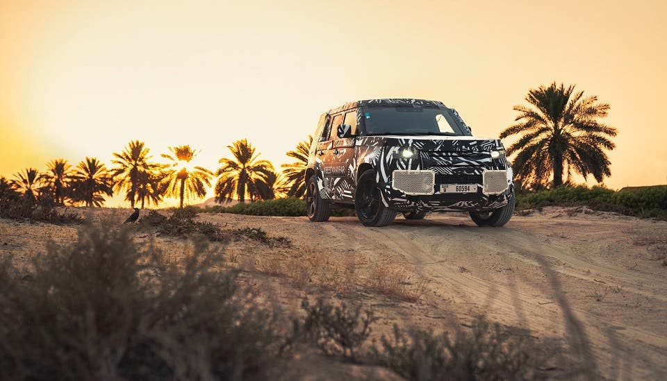 Land Rover MENA Teases the New Defender in a Nostalgic Video