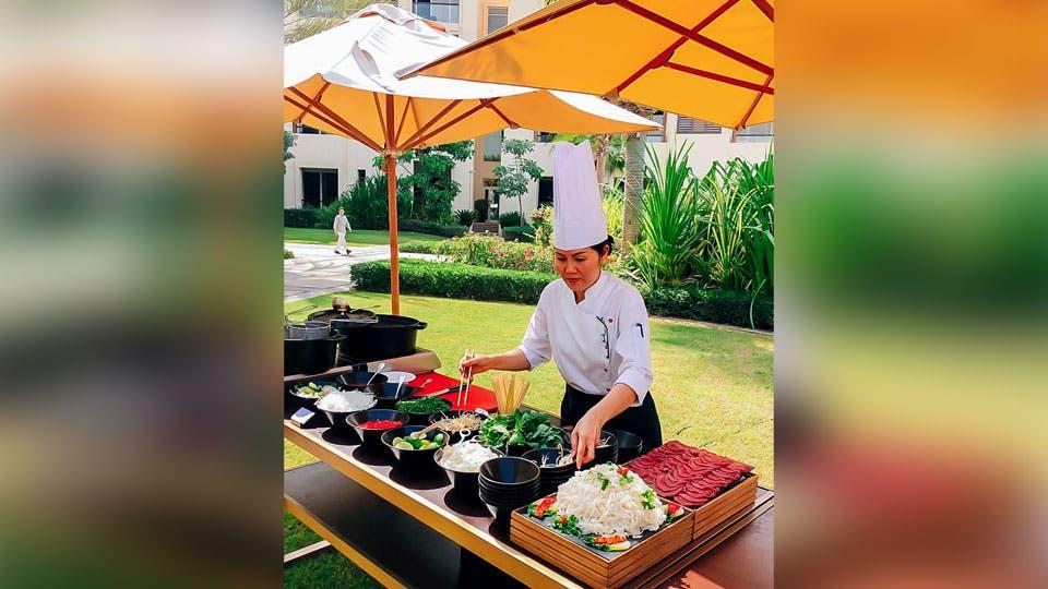 Brand New Friday Brunch Comes to Park Hyatt Abu Dhabi Hotel and Villas