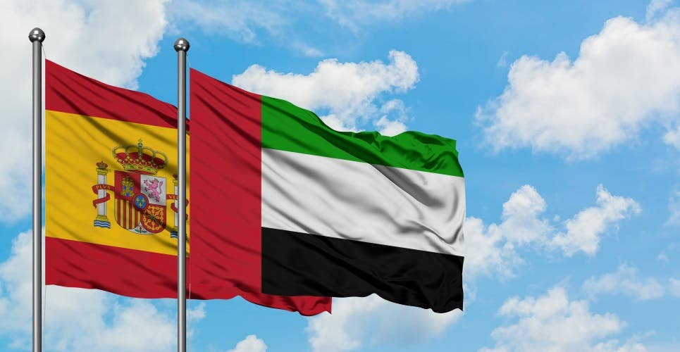 UAE, Spain Sign MoU to Enhance Cooperation in the Infrastructure Sector