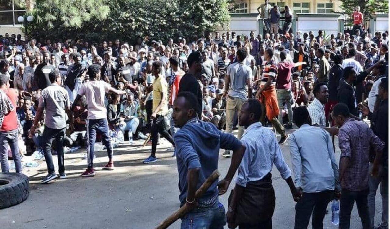 اثيوبيا: 80 قتيلا واعتقال معارضين والجيش ينتشر في العاصمة