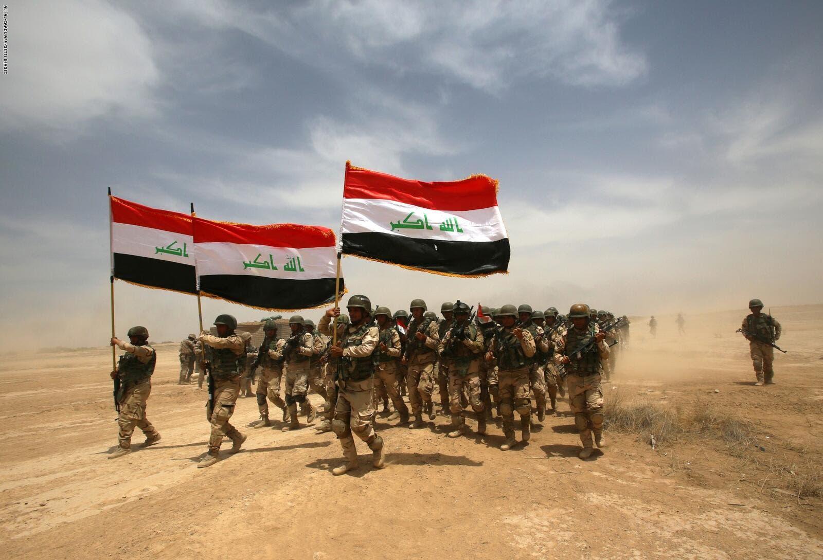 لا خسائر بشرية في القصف على قاعدة عين الاسد في العراق