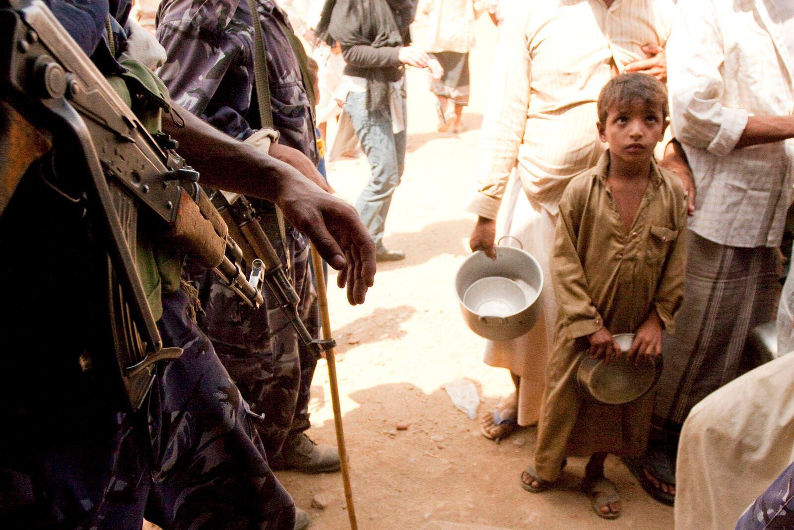 الامم المتحدة: اليمن يشهد أسوأ كارثة
