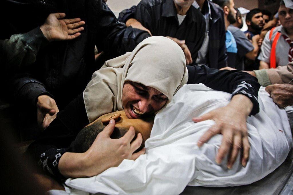 20 شهيدا في غزة: دعم اميركي للعدوان والجهاد ترفض الهدنة