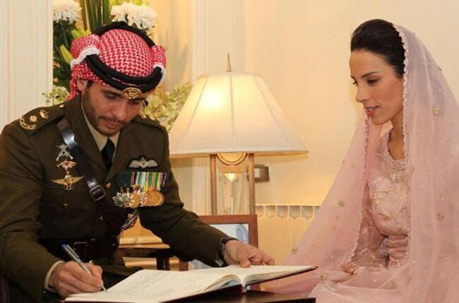 بعد 5 شقيقات الأمير الأردني حمزة ي رزق بمولوده السادس البوابة