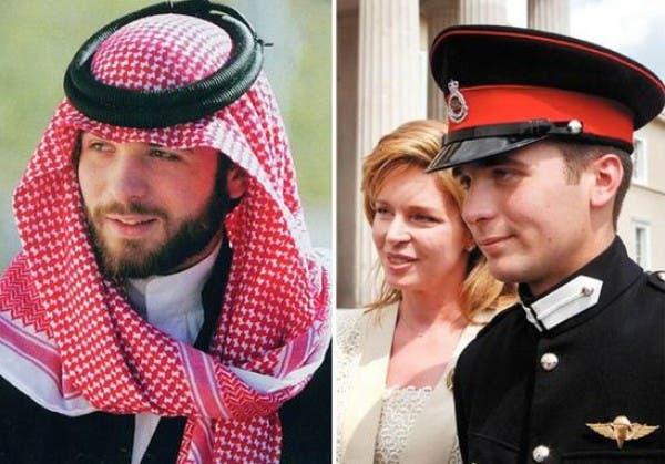 الأمير هاشم ي رزق بمولوده الخامس والعاهل الأردني أول المهنئين البوابة