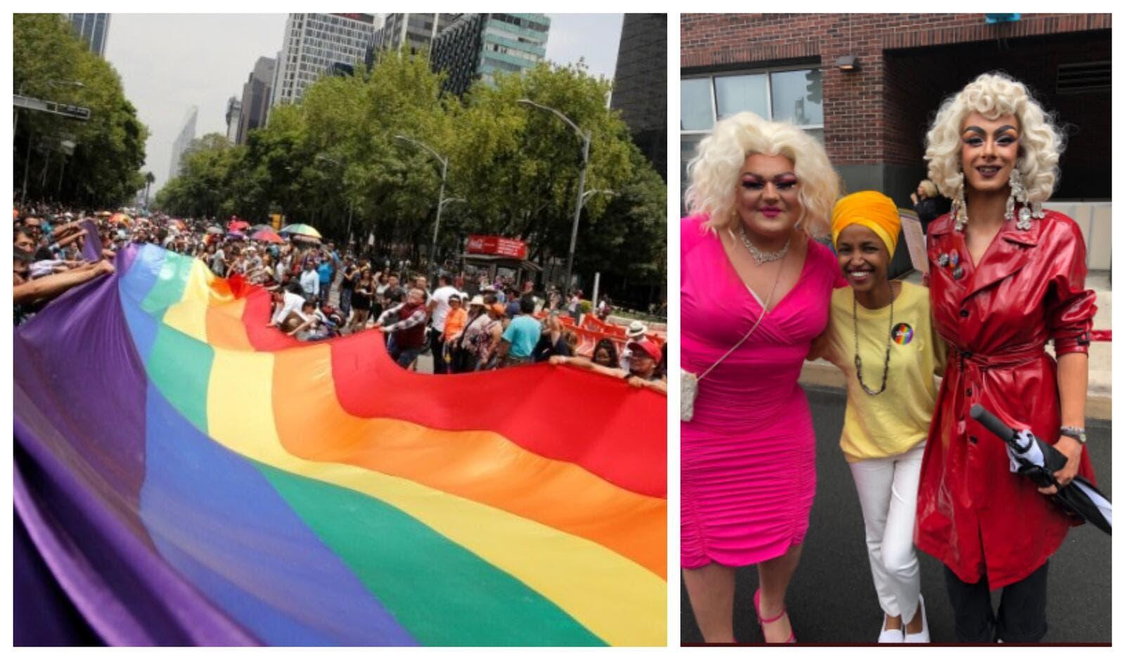 عاصفة انتقادات تلاحق أول عضوة مُسلمة في الكونجرس بعد رقصها مع مثليين