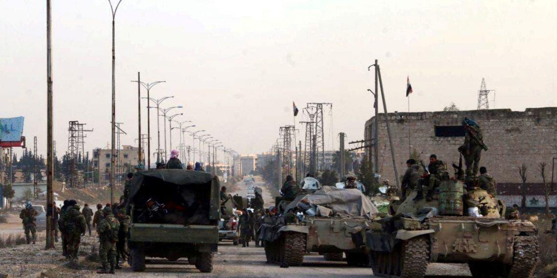 أكثر من 100 قتيل وجريح من قوات النظام في إدلب