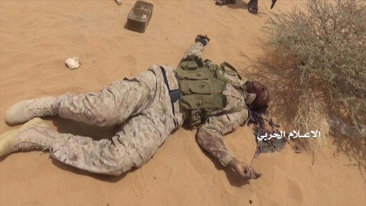 مصرع 14 جنديا سودانيا قرب الحدود السعودية   البوابة